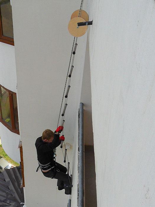 найдете полный веревочная лестница для эвакуации крановщика маникюр домашних условиях